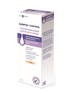 Basiron Control Moisturizing Face Cream SPF15 118ml