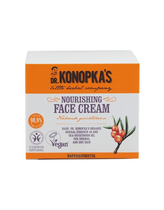 Dr. Konopka's Nourishing Face Cream 50ml