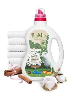 BioMio BIO-SOFT Eco Laundry Conditioner Cinnamon 1000ml