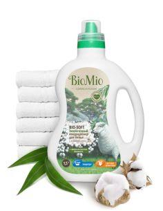 BioMio BIO-SOFT Eco Laundry Conditioner Eucalyptus 1000ml