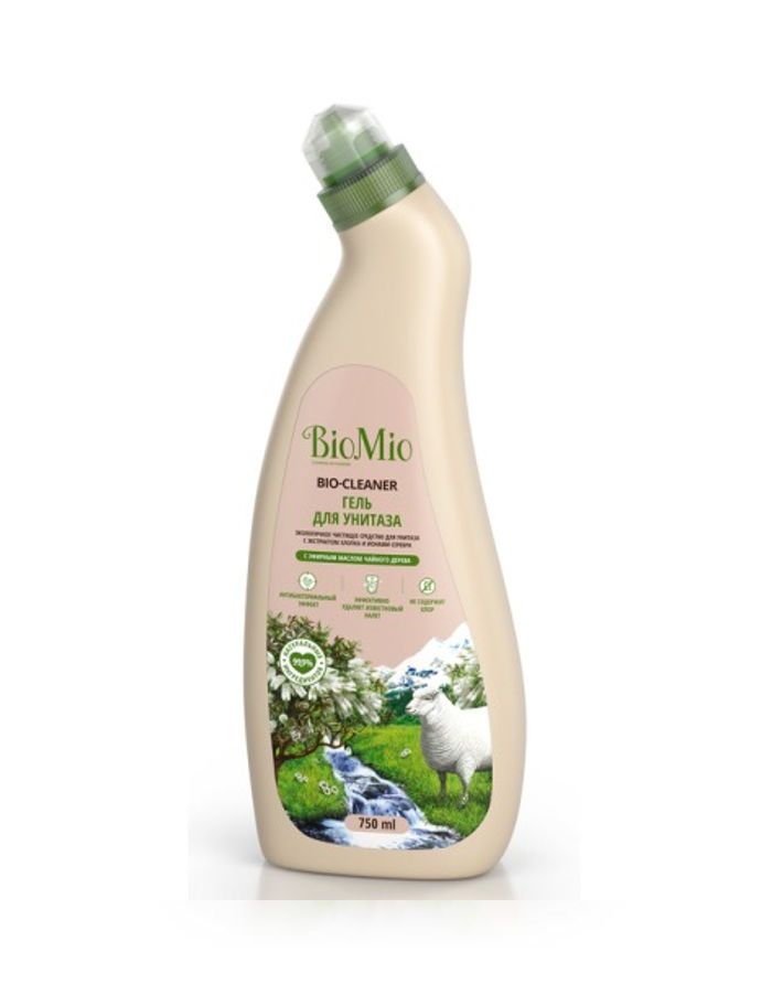 BioMio BIO-TOILET CLEANER Tea Tree 750ml