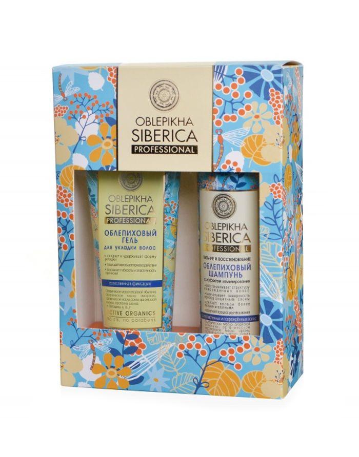 Natura Siberica Oblepikha Hair Care Kit Professional №1