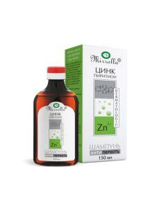 Mirrolla Anti-dandruff shampoo with zinc pyrithione 1% 150ml