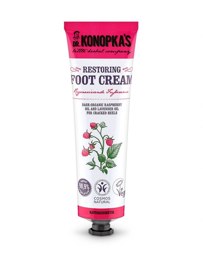 Dr. Konopka's Restoring Foot Cream 75ml