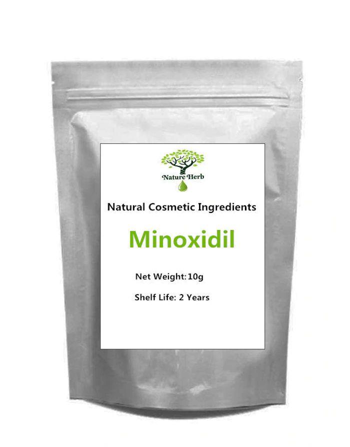 Minoxidil sulfate powder 10g 99% purity