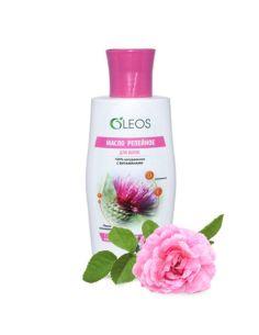OLEOS Репейное масло с эфирным маслом розы 125мл