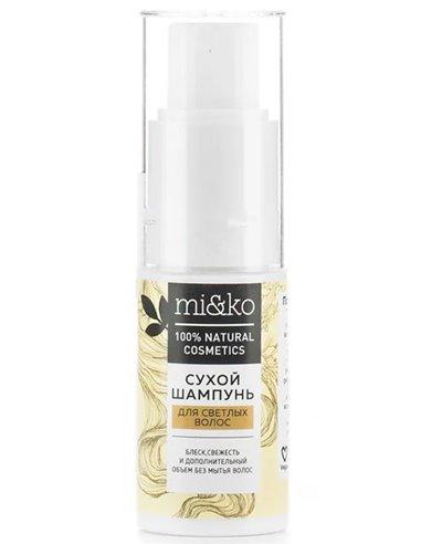 Mi&Ko Dry shampoo for light and blond hair 20g