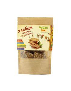 Vegan food Хлебцы льняные Луковые 100гр