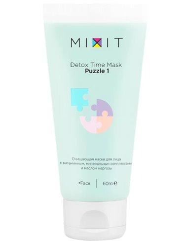 MIXIT Очищающая маска для лица 100мл