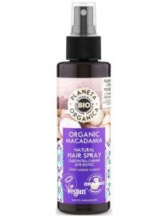 Planeta Organica Organic Macadamia Сыворотка-сияние для волос 150мл