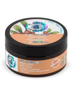 Planeta Organica Renewing Face Cream-Scrub 100ml