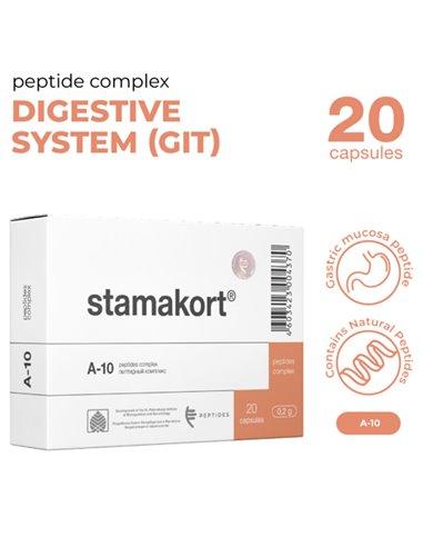 Цитомаксы Стамакорт - пептиды желудка 20 капс. x 0,2г