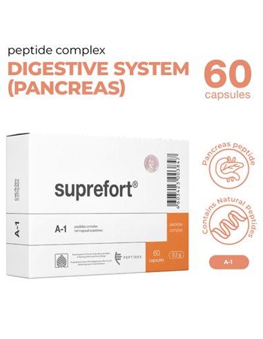 Цитомаксы Супрефорт - пептиды поджелудочной железы 60 капс. x 0,2г