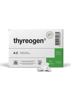 Цитомаксы Тиреоген - пептиды щитовидной железы 60 капс. x 0,2г