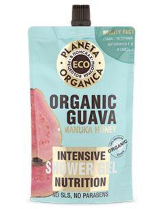 Planeta Organica ECO Organic Guava Питательный гель для душа 200мл