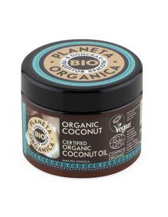Planeta Organica Organic Coconut Масло кокоса органическое 300мл