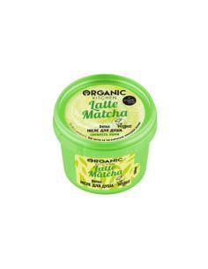 Organic Kitchen Detox Latte matcha Shower Gel Jelly 100ml
