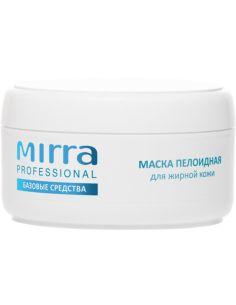 Mirra PROFESSIONAL Маска пелоидная для жирной кожи 200мл