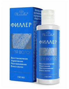 Mirrolla Filler for hair structure restoration 150ml