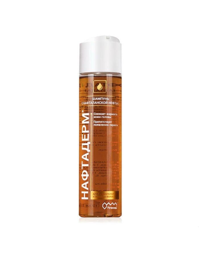 Naftaderm shampoo with naftalan oil 250ml