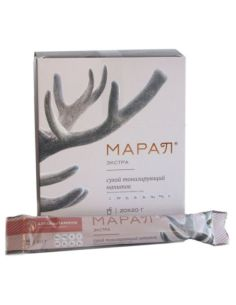 MARAL Extra Dry tonic drink 20x20g